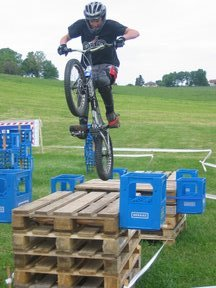 Vélo Trial