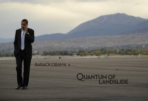 Quantum of Landslide